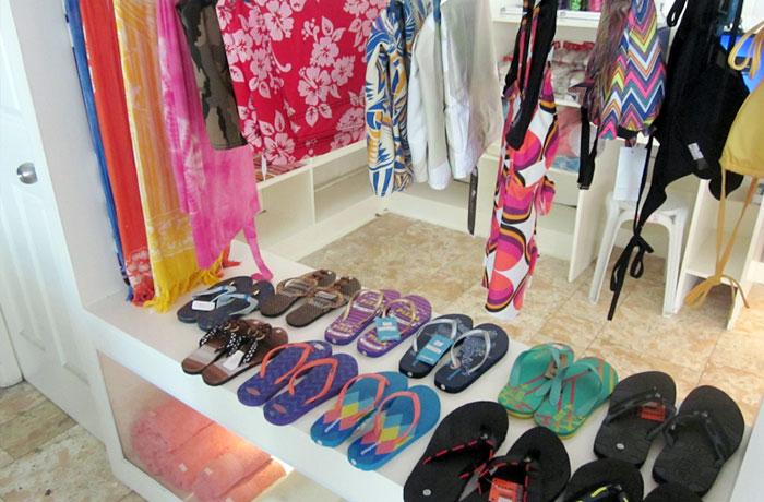 フィリピン留学 QQ English Seafront - 豊富な品揃えの校内売店