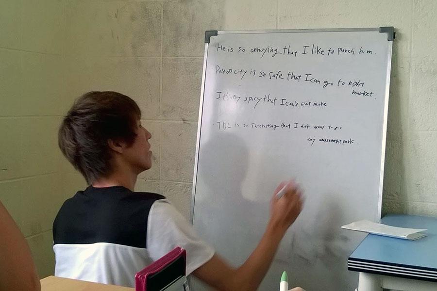 フィリピン留学 Kさんの体験談
