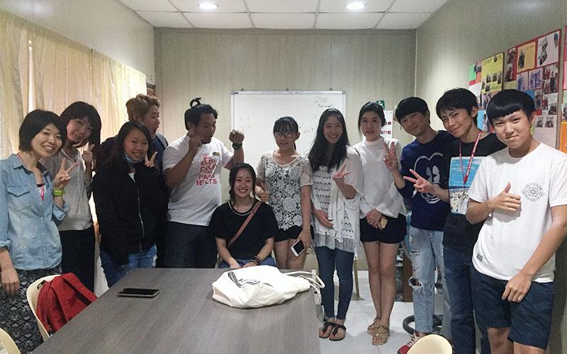 フィリピン留学 M.Tさんの体験談