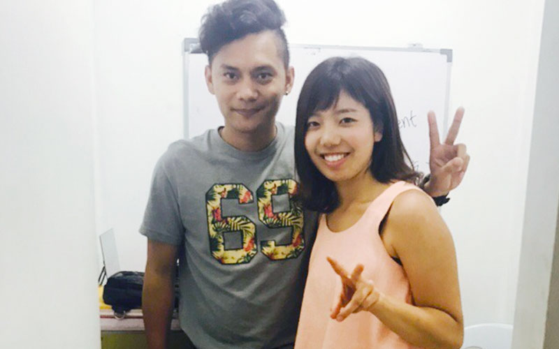 フィリピン留学 TARGET Cebu / Yumiさんの体験談