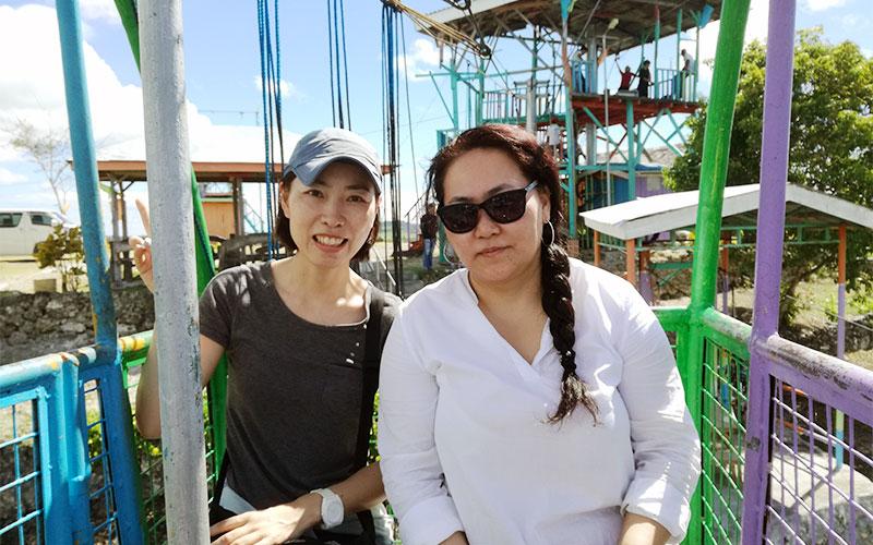 フィリピン留学 ENGLISH FELLA 2 in Cebu / Aさんの体験談