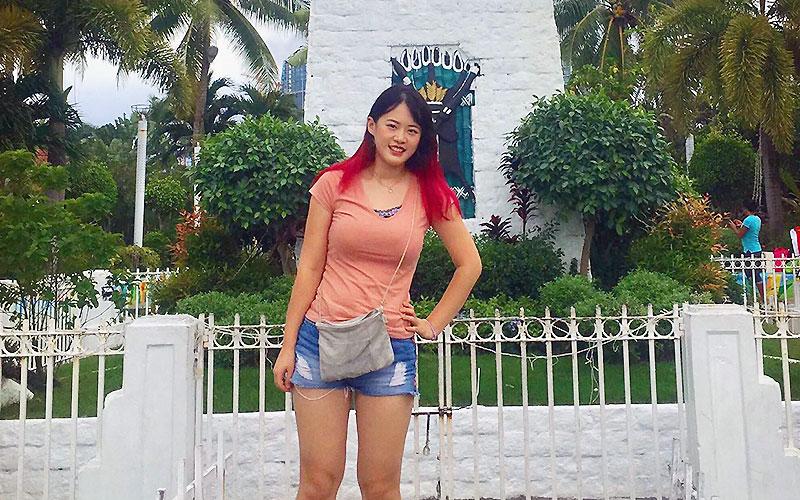 フィリピン留学 CPILS in Cebu / Yonaさんの体験談