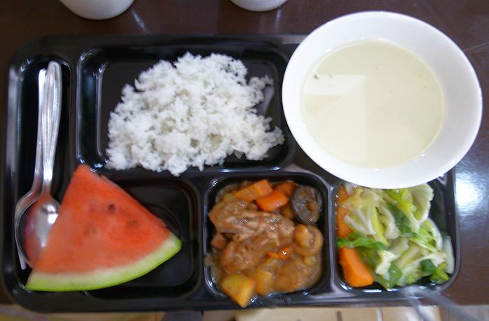 フィリピン留学 TARGET - 食事(ランチ)