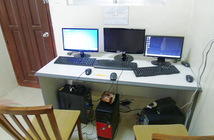 フィリピン留学 TARGET - 共有PC
