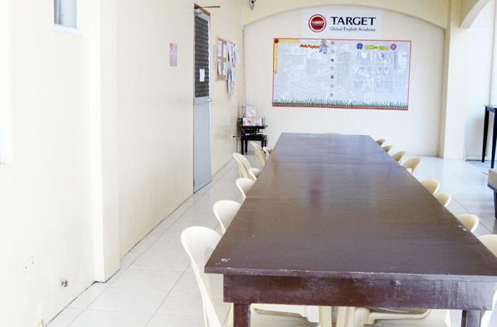 フィリピン留学 TARGET - 英語オンリーゾーン