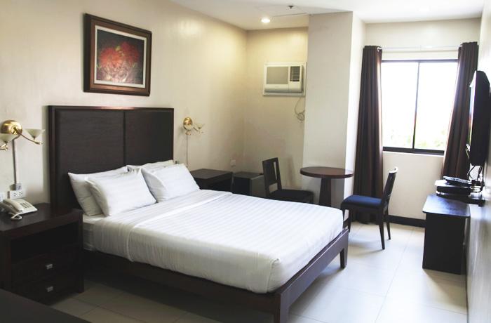 フィリピン留学 TARGET - ホテル寮プレミアム1人部屋