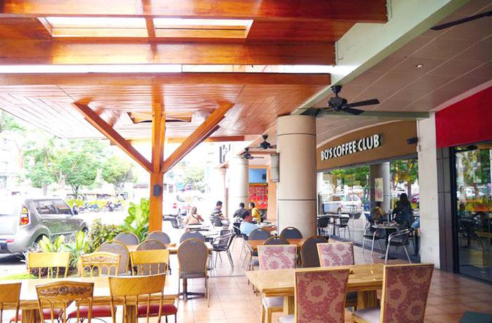 フィリピン留学 TARGET - 周辺 エリア_Cafe