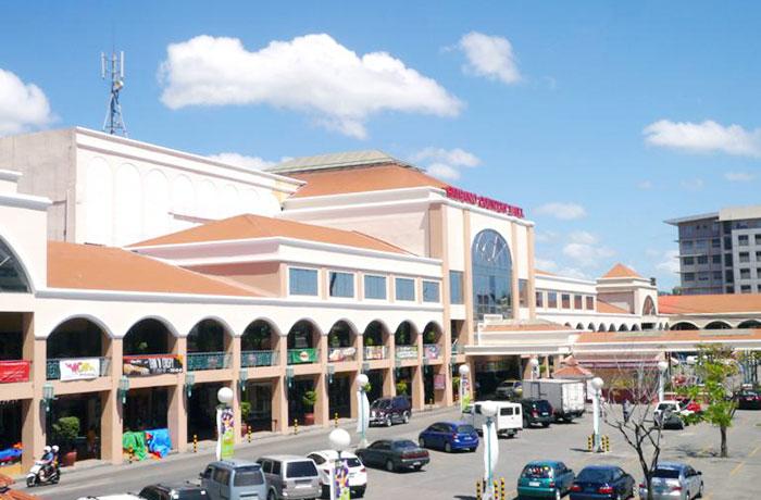 フィリピン留学 TARGET - 周辺 エリア_Country Mall