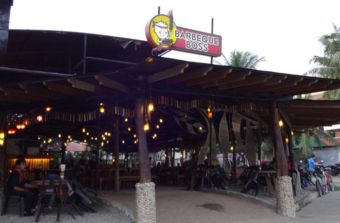 フィリピン留学 UV ESL - 近隣のレストラン