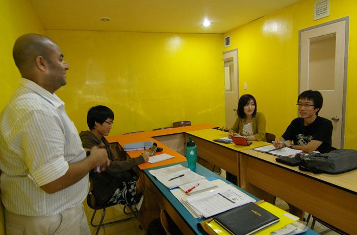 フィリピン留学 UV ESL - 人気のネイティブ講師授業