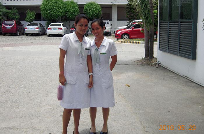 フィリピン留学 UV ESL - UV大学生