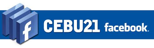 cebu21 facebook page