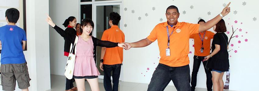 フィリピン留学って、日本から近く、格安で留学できる