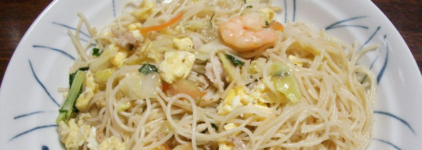 フィリピンの食文化-麺料理