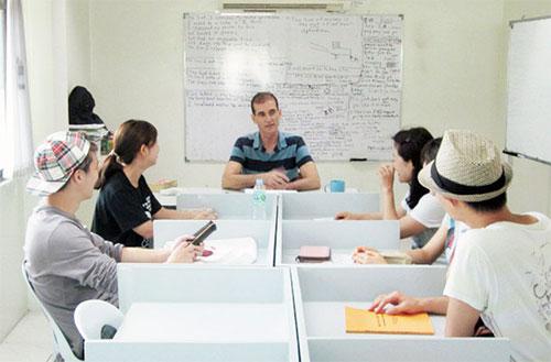 フィリピン留学でグループレッスンは、英語初心者に不向きなのか?
