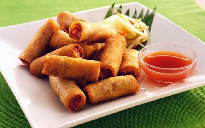 人気のフィリピン料理7選 - ルンピア(LUMPIA)