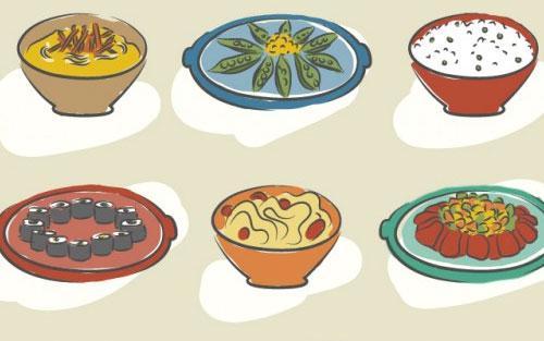 徹底比較!韓国系と日本系学校の食事