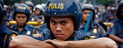 フィリピンの治安について
