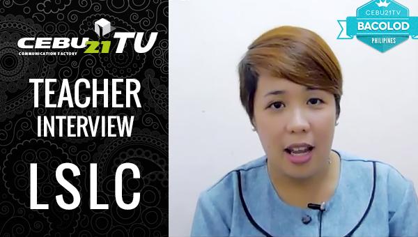 フィリピン留学 LSLC Teacher インタビュー